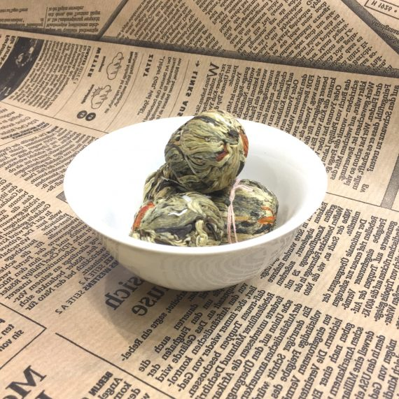 Связанный чай - Бай Хуа Сян Цзы