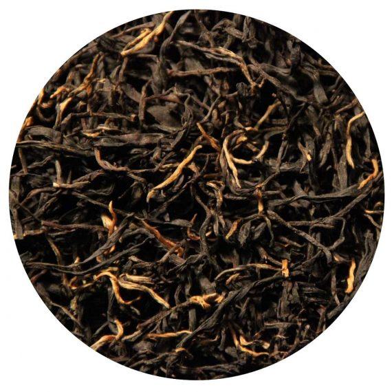 Грузинский дикий чёрный чай Georgian wild tea