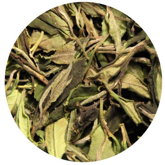 Грузинский дикий белый чай Shota Bitadze