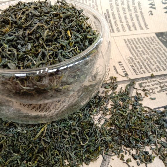 Ешен - зелёный китайский чай