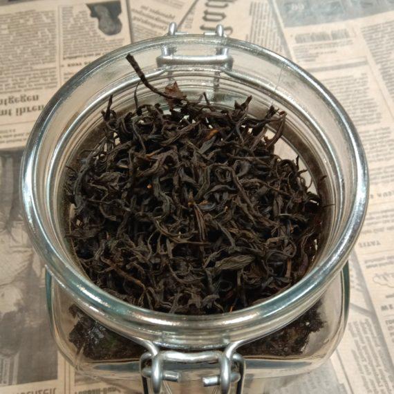 Грузинский чёрный цельнолистовой чай