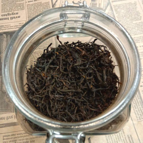 Грузинский чёрный чай из Имерети
