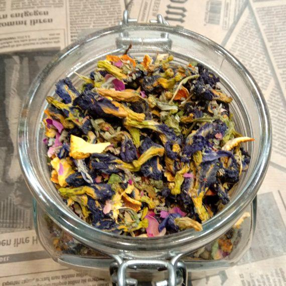 Успокаивающий чай с анчаном