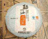 Пуэр Шу блин 2012г 357гр