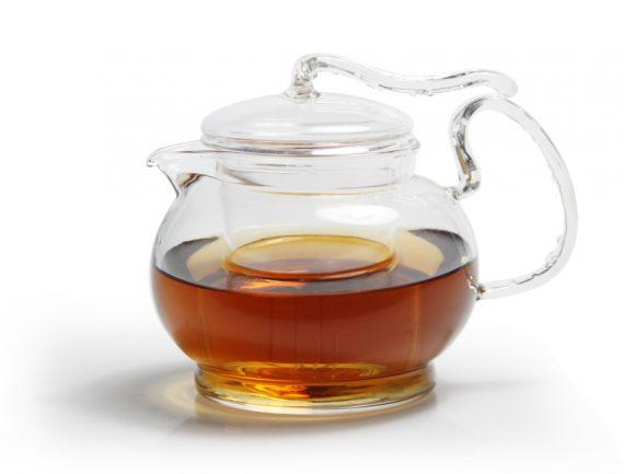 стеклянный чайник 016AB-600ml