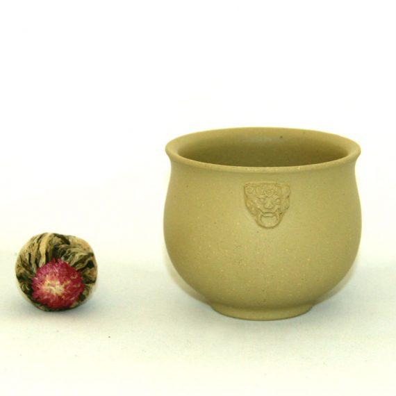 Чашка глиняная «Шуан Ши»
