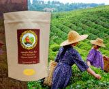Грузинский дикий чёрный чай в крафтовой упаковке (organic)