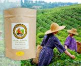 Грузинский дикий белый чай в крафтовой упаковке (organic)