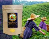 Грузинский черничный чай в крафтовой упаковке (organic)