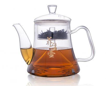 Чайник с паровой колбой